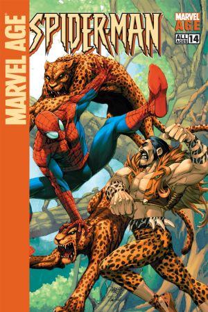 Marvel Age Spider-Man #14