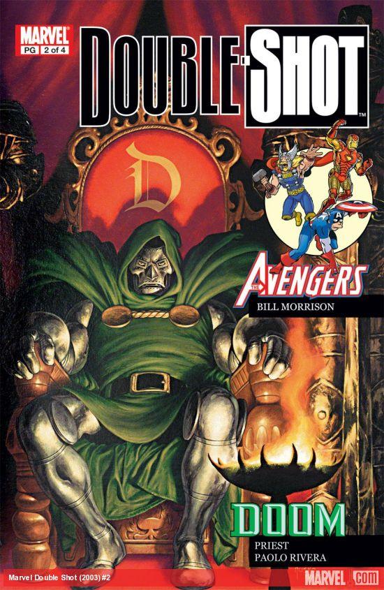 Marvel Double Shot (2003) #2