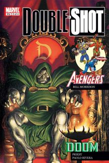 Marvel Double Shot #2