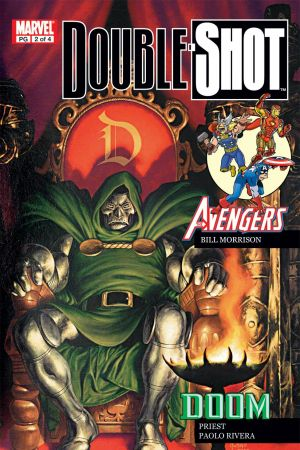 Marvel Double-Shot #2