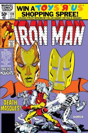 Iron Man #139