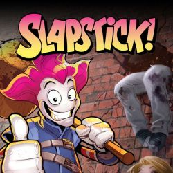 Slapstick Infinite Comic
