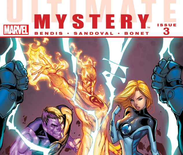 ULTIMATE COMICS MYSTERY (2010) #3