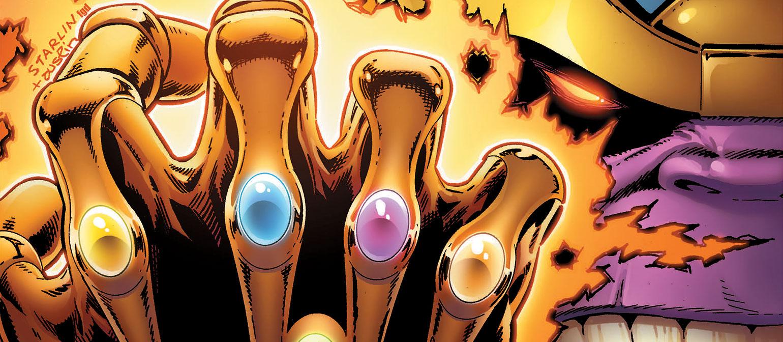 Marvel Universe Infinity Stones