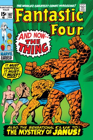 Fantastic Four (1961) #107