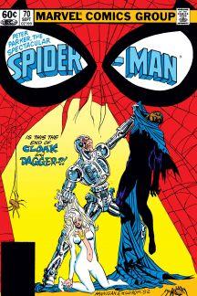 Peter Parker, the Spectacular Spider-Man (1976) #70