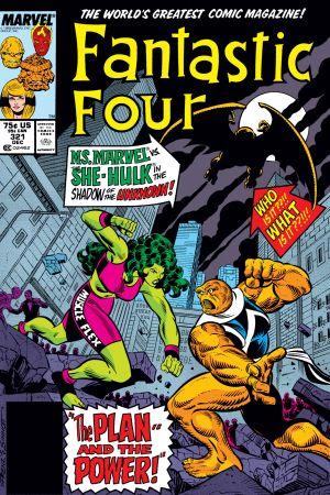 Fantastic Four (1961) #321