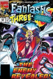 Fantastic Four (1961) #384