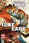NEW AVENGERS: LUKE CAGE (2010) #2