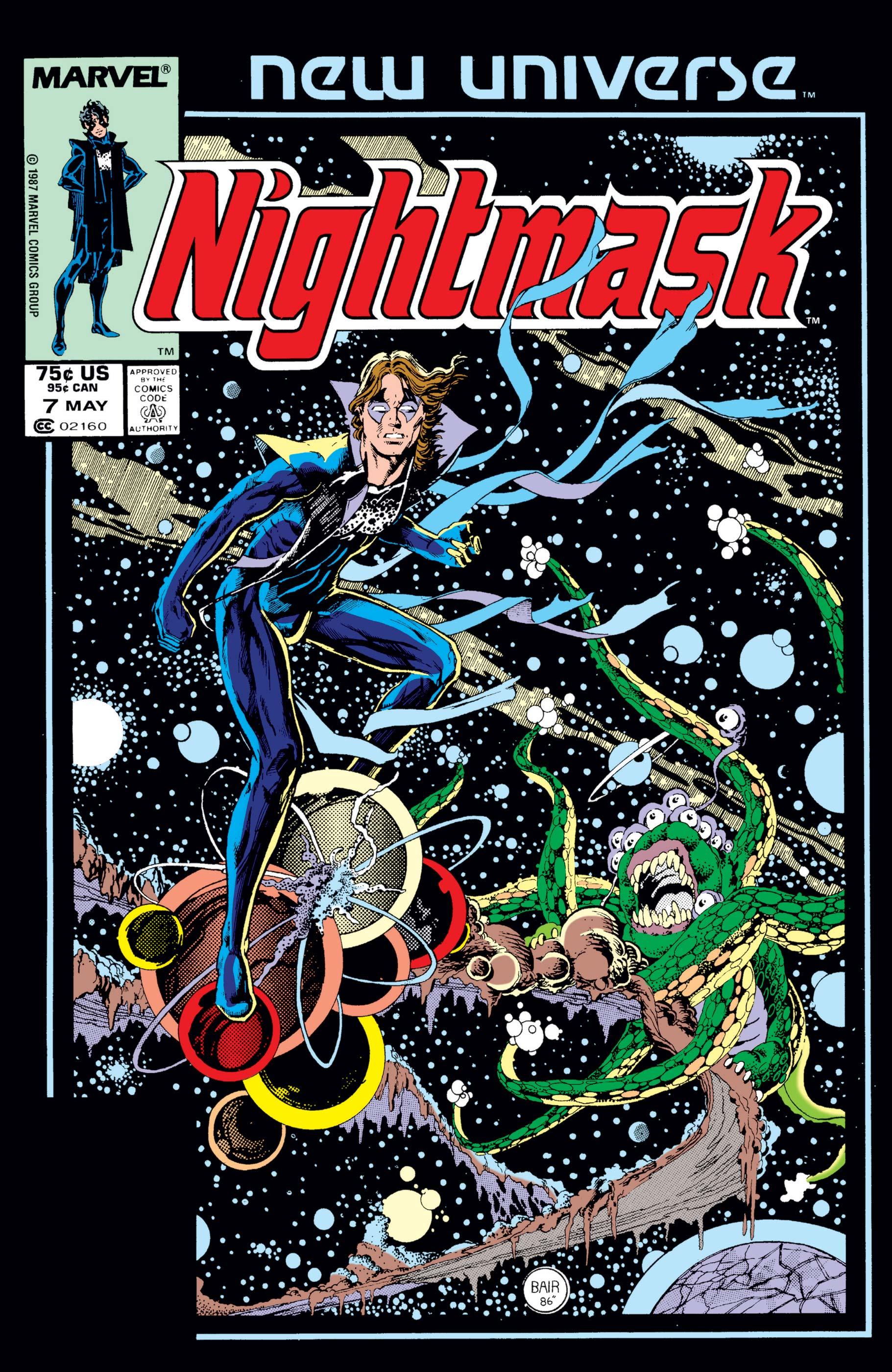 Nightmask (1986) #7
