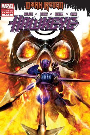 Dark Reign: Hawkeye #4