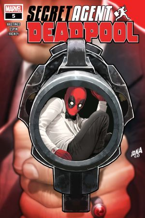 Deadpool: Secret Agent Deadpool (2018) #5