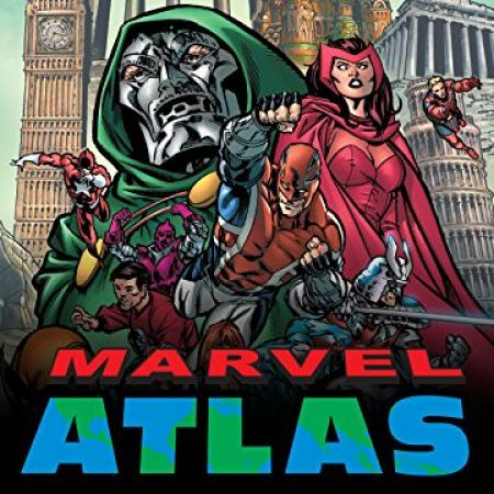 Marvel Atlas (2007 - 2008)