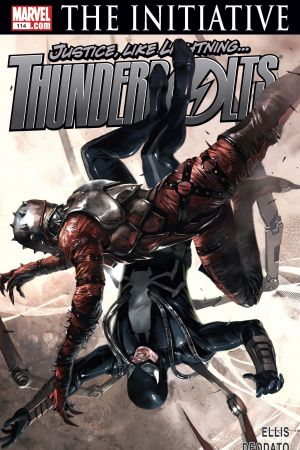 Thunderbolts (2006) #114