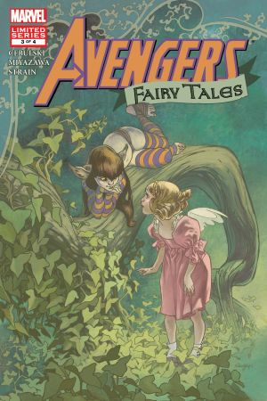 Avengers Fairy Tales #3