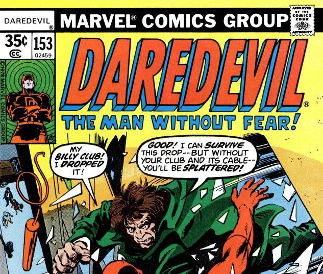 Daredevil (1964) #153