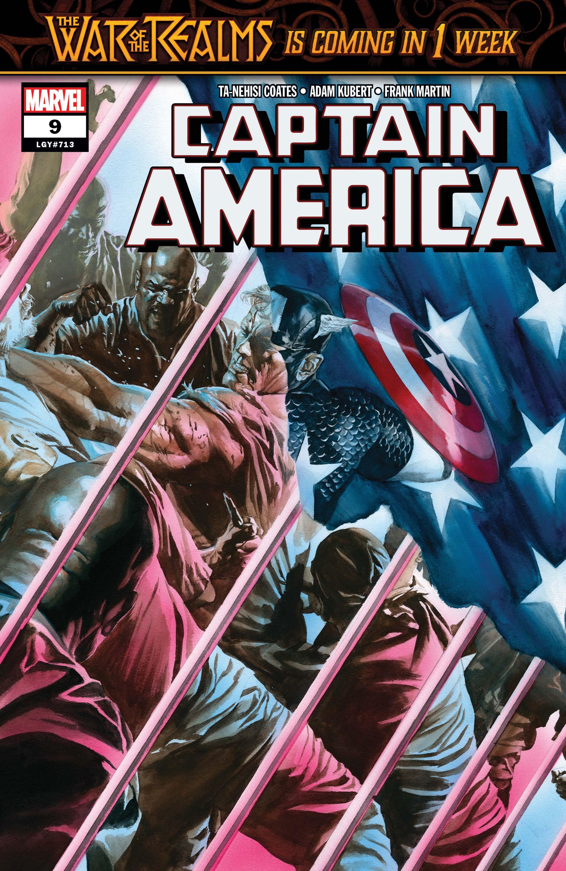 Captain America (2018) #9