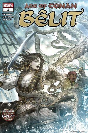 Age of Conan: Belit (2019) #2