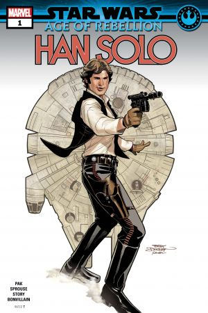 Star Wars: Age of Rebellion - Han Solo #1