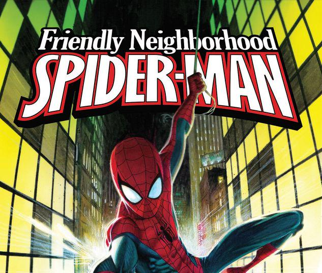 FRIENDLY NEIGHBORHOOD SPIDER-MAN VOL. 1: SECRETS AND RUMORS TPB #1