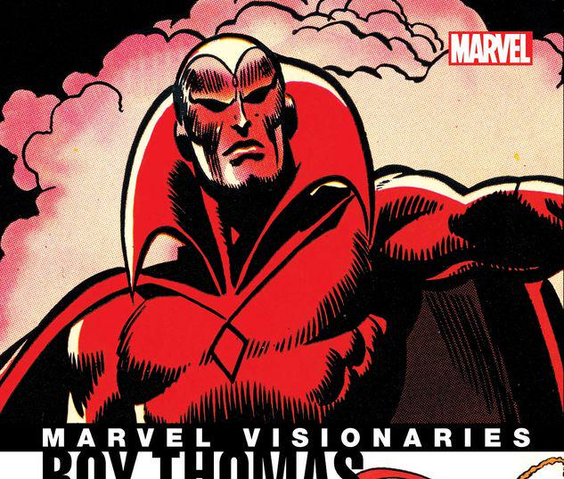MARVEL VISIONARIES: ROY THOMAS TPB #1