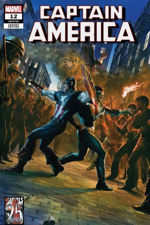 Captain America (2018) #12 (Variant)
