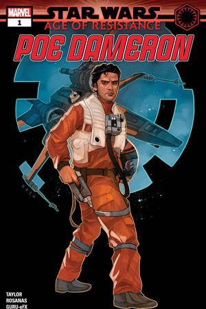 STAR WARS: AGE OF RESISTANCE - POE DAMERON 1 #1