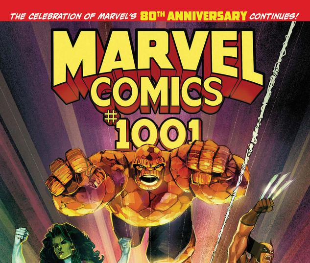 Marvel Comics #1001