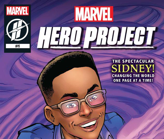 MARVEL'S HERO PROJECT SEASON 1: SPECTACULAR SIDNEY #1