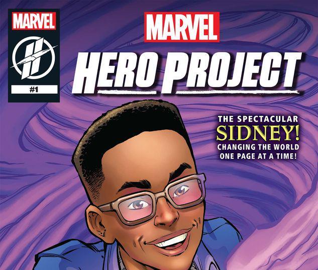 MARVEL'S HERO PROJECT SEASON 1: SPECTACULAR SIDNEY #1