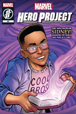 MARVEL'S HERO PROJECT SEASON 1: SPECTACULAR SIDNEY (2019) #1