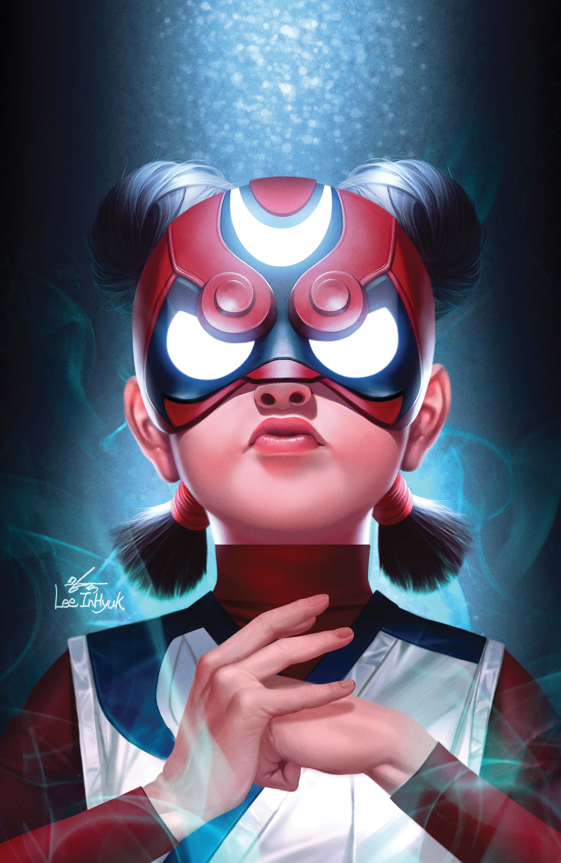 Future Fight Firsts: Crescent And IO (2019) #1 (Variant)