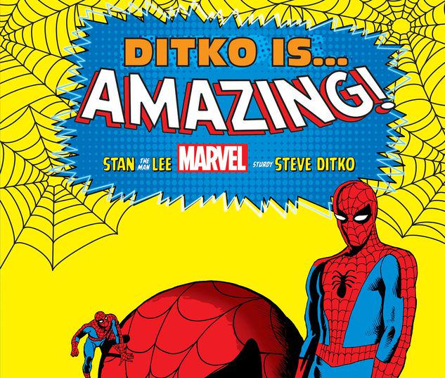 DITKO IS… AMAZING! KING-SIZE HC #1
