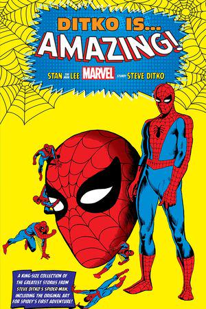 Ditko Is… Amazing! King-Size (Hardcover)