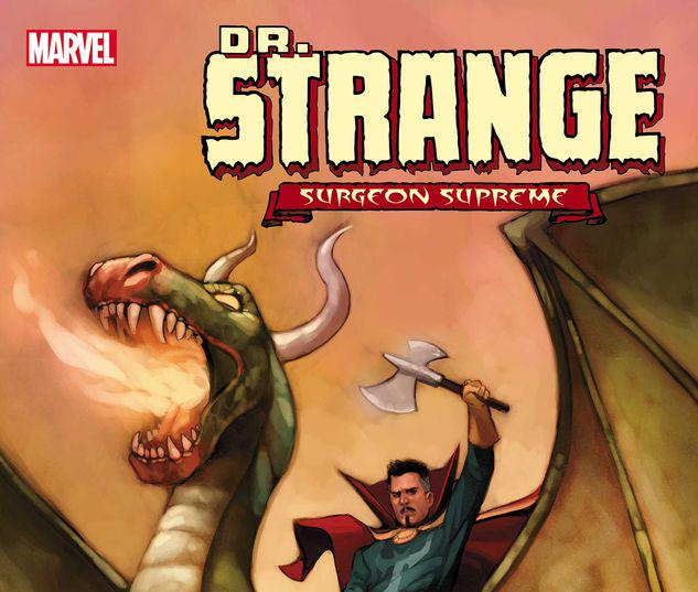 DR. STRANGE, SUPREME SURGEON VOL. 1 TPB #1