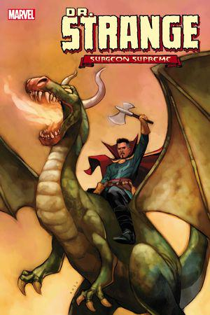Dr. Strange, Surgeon Supreme Vol. 1: Under The Knife (Trade Paperback)