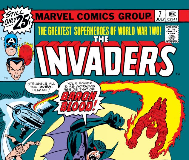 INVADERS (1975) #7