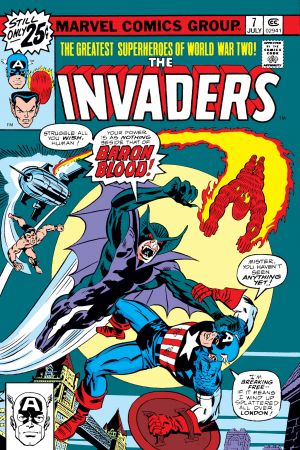 Invaders #7