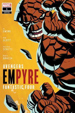 Empyre (2020) #1 (Variant)