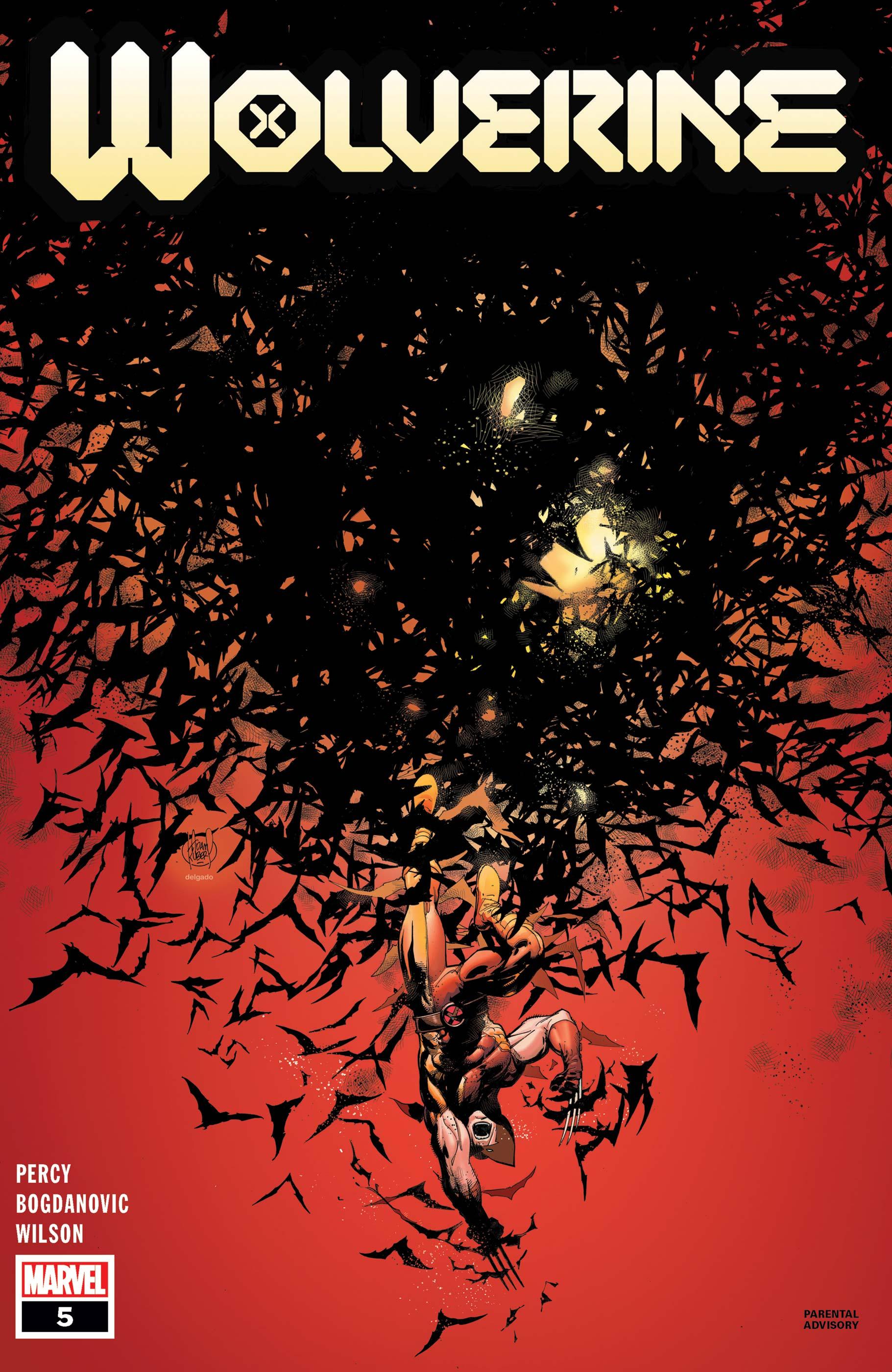 Wolverine (2020) #5