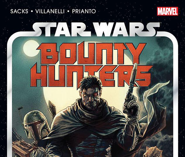 STAR WARS: BOUNTY HUNTERS VOL. 1 - GALAXY'S DEADLIEST TPB #1