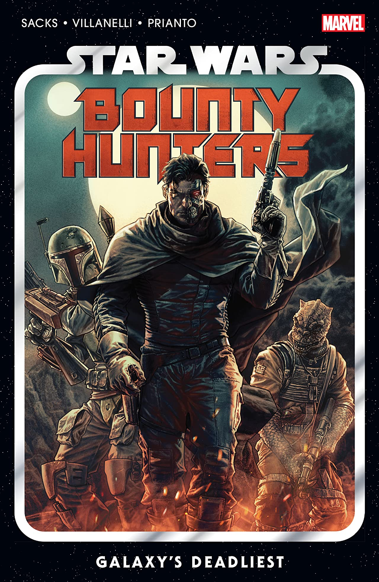 Star Wars: Bounty Hunters Vol. 1 - Galaxy's Deadliest (Trade Paperback)