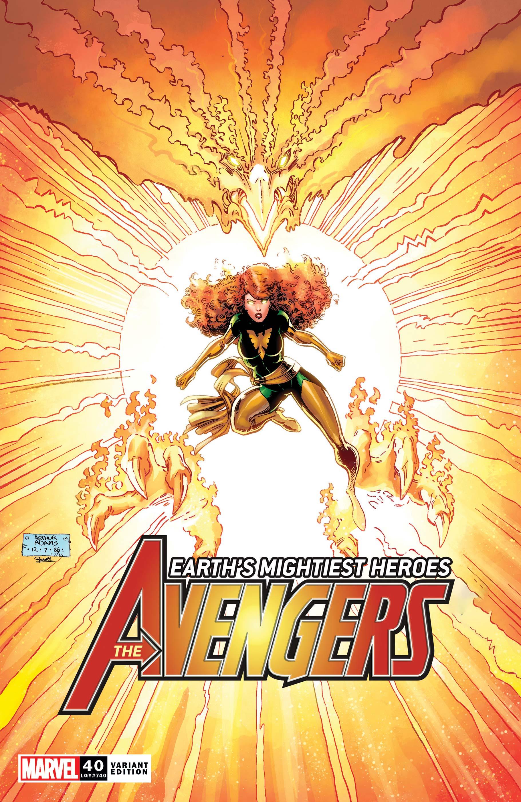Avengers (2018) #40 (Variant)