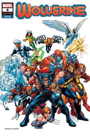 Wolverine (2020) #8 (Variant)
