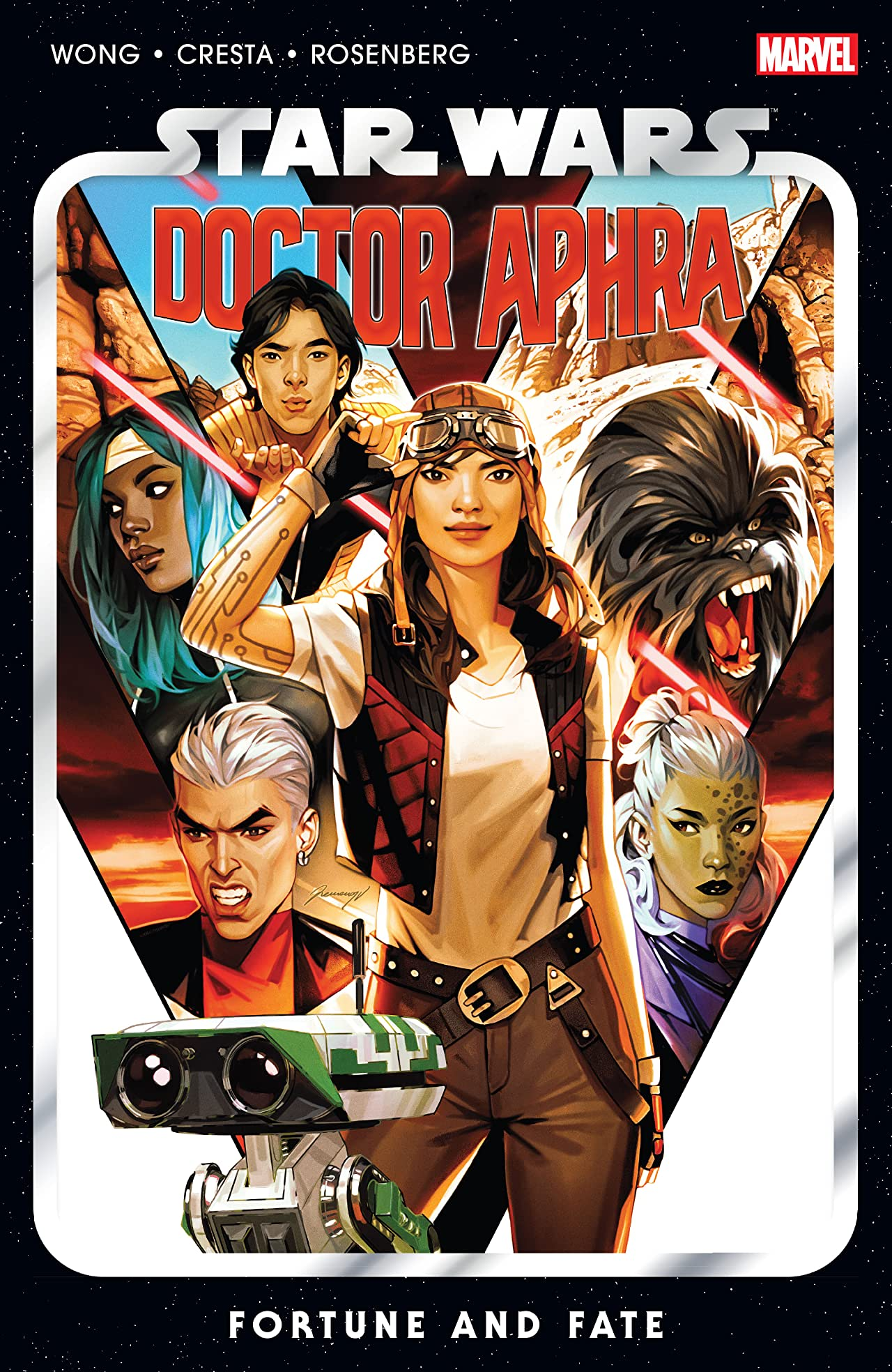 Star Wars: Doctor Aphra Vol. 1: Fortune And Fate (Trade Paperback)