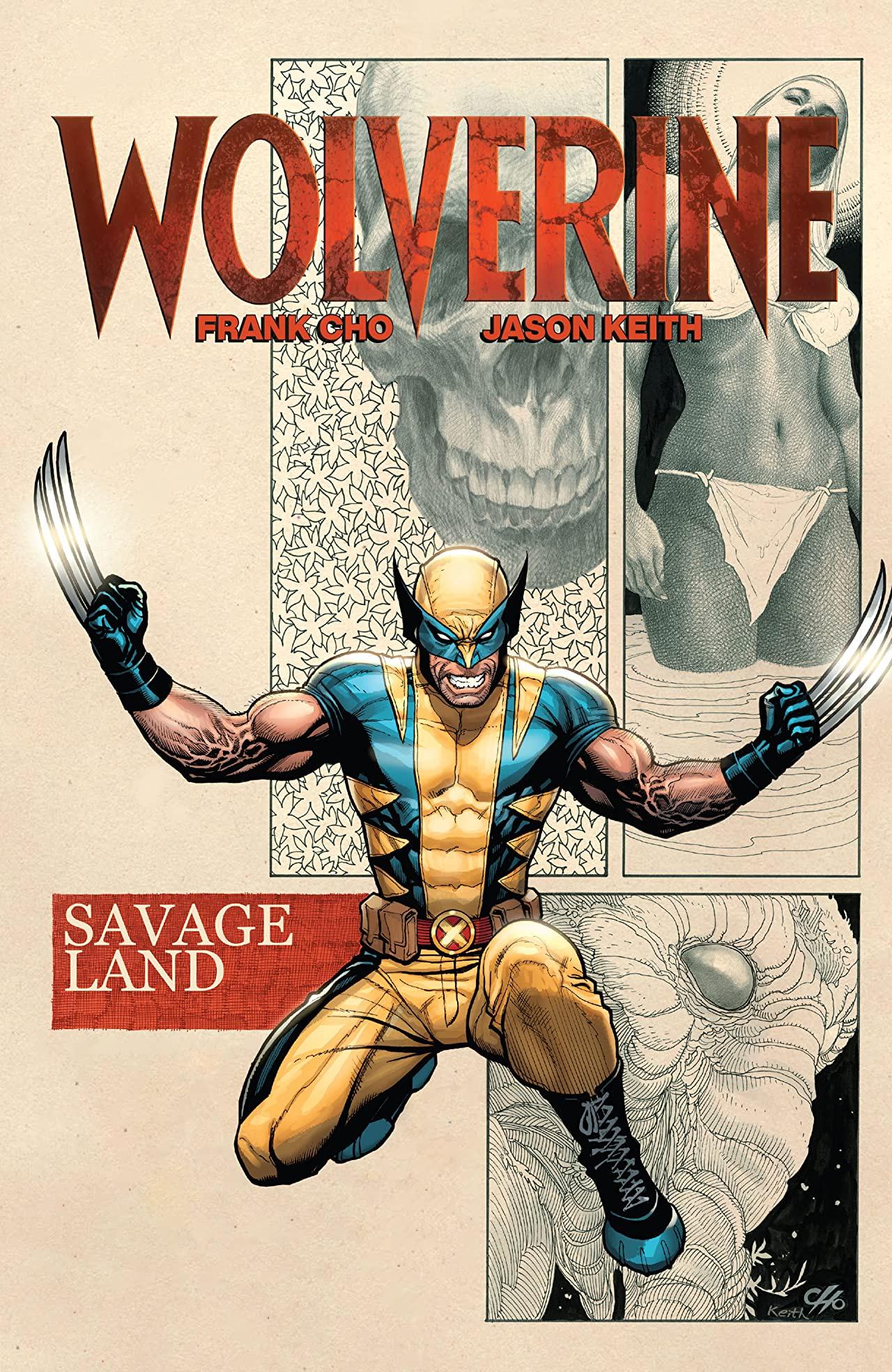 Wolverine by Frank Cho: Savage Land (Trade Paperback)