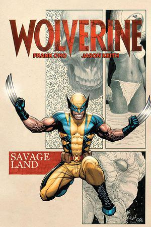 Wolverine by Frank Cho: Savage Land (Trade Paperback)