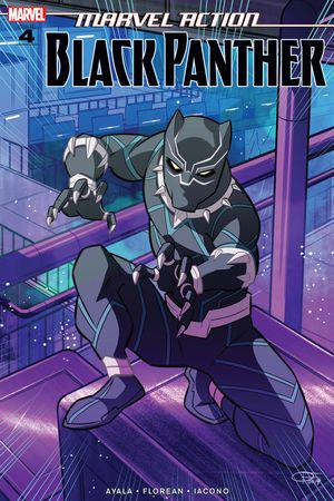Marvel Action Black Panther (2019) #4
