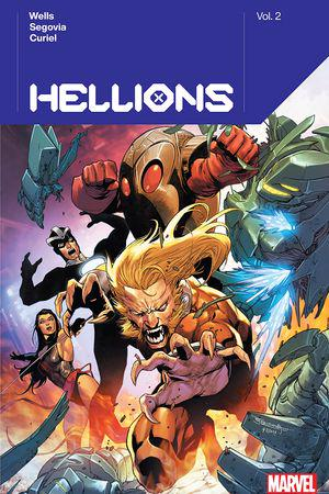 Hellions By Zeb Wells Vol. 2 (Trade Paperback)