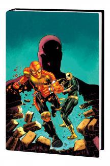 Shadowland: Power Man (Hardcover)